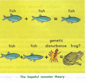 The Hopeful Monster Theory
