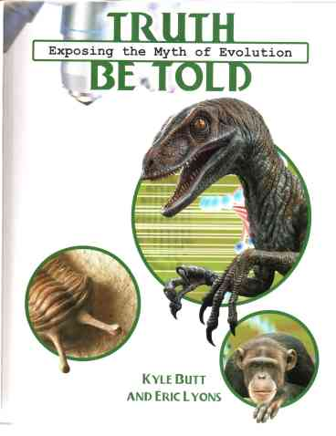 The creationist textbook distributed to children in East Kilbride