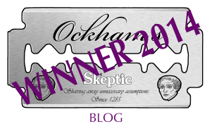 Winner, Best Blog, 2014 Ockham Awards